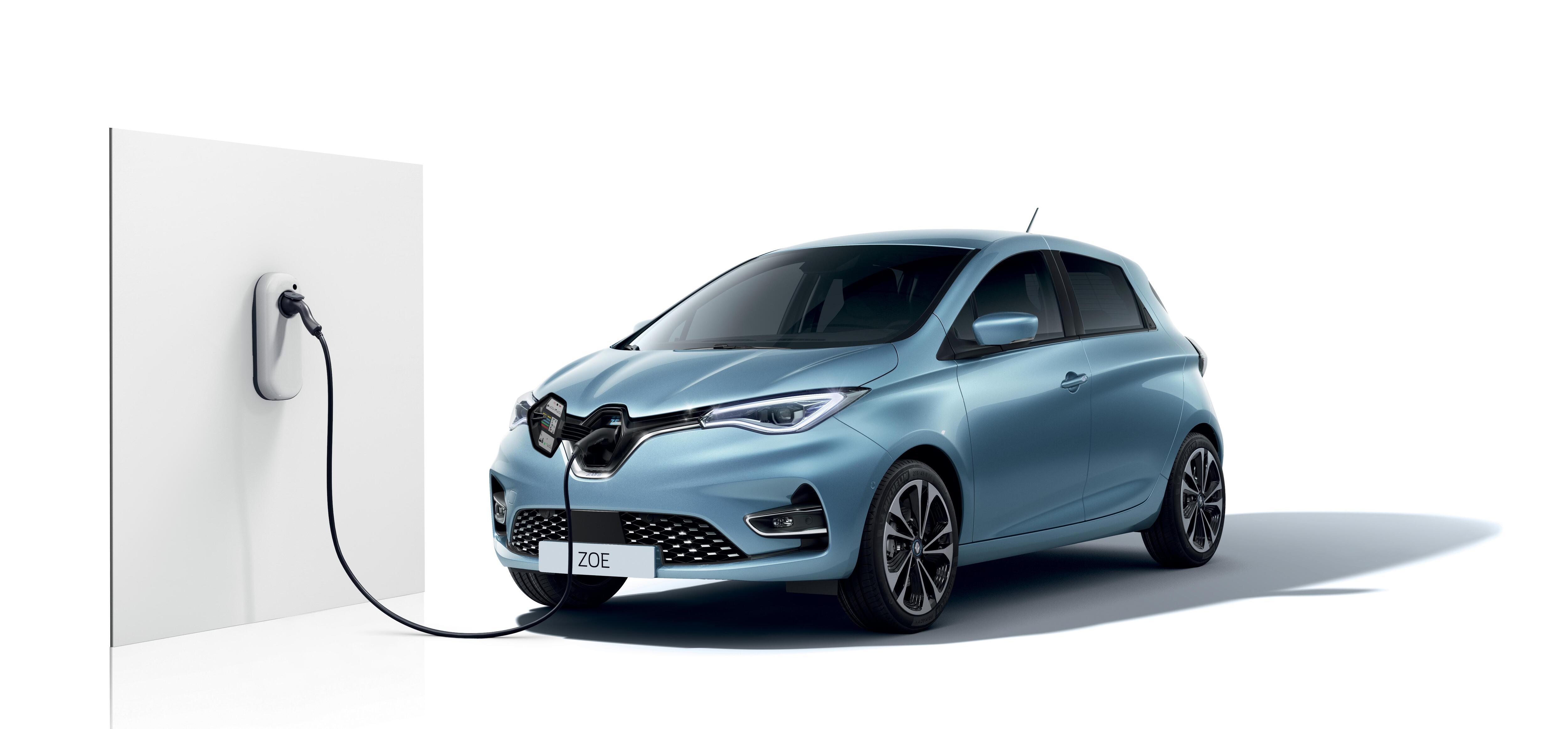 Renault Elektroautos & Hybridmodelle